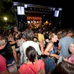 Zadar, 16.08.2012 - Severina odrzala koncert u Hitch baru